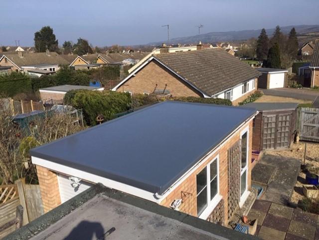 Garage Roof install Rotherham