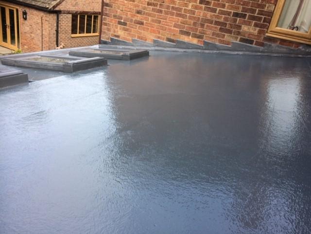 GRP Flat Roof Rotherham
