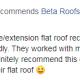 Flat roof Rotherham