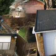 replace felt roof Rotherham