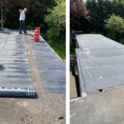 felt roof replace Rothertham