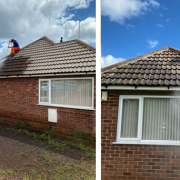 Clean a roof Rotherham